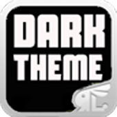 Rabbit Launcher Dark Theme LW