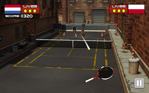 Play Tennis- screenshot thumbnail