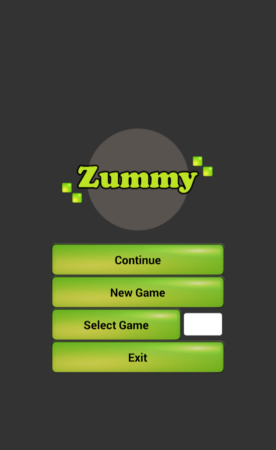 Zummy - screenshot