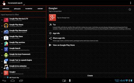 QuickShortcutMaker 2.4.0 screenshot 553250
