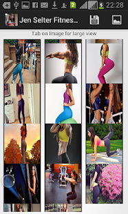 Jen Selter Fitness Wallpaper - screenshot thumbnail