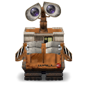 Wall E Theme Go Locker icon