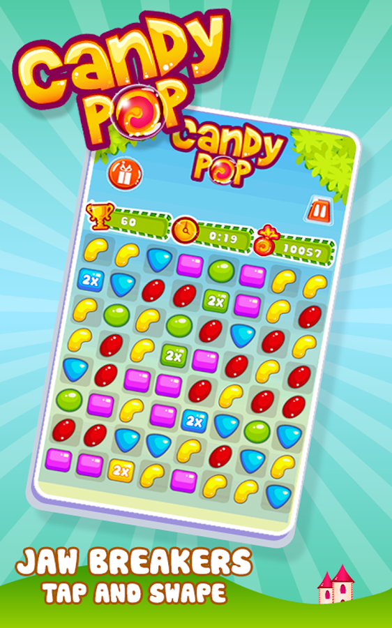 Candy Pop - Baby Games ❷⓿❶❹ - screenshot