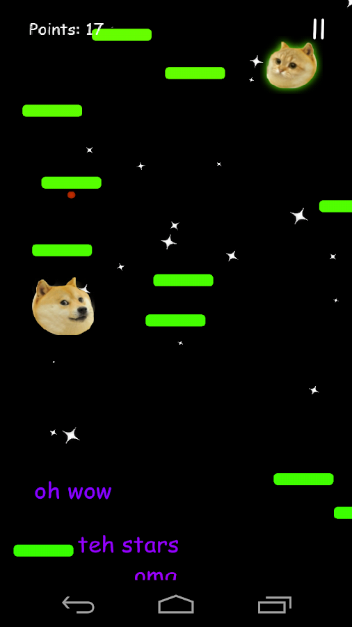 Doge Jump - screenshot
