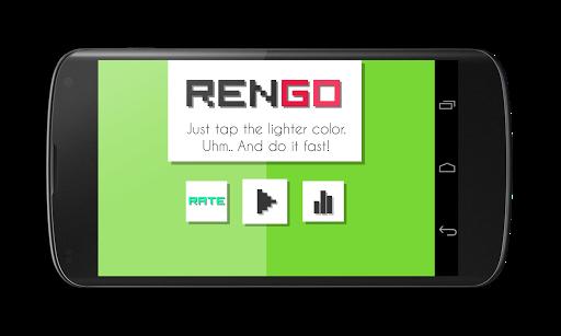 Rengo - Color Run Game