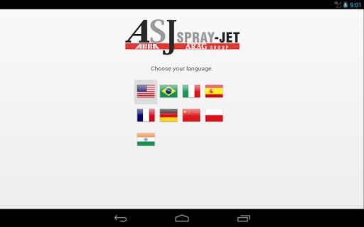 ARAG ASJ Nozzles Config HD