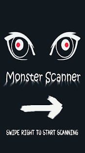 Monster Scanner Screenshot