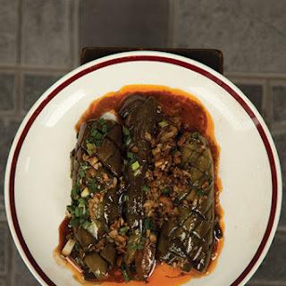 Yu Xiang Qie Zi (Sichuanese Fried Eggplant)
