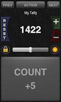 Screenshot of iCount