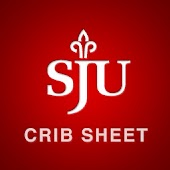 SJU Alumni Crib Sheet
