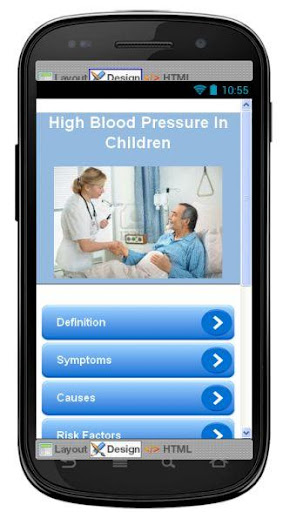 High Blood Pressure In Child