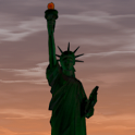 New York LWP Statue o Liberty icon