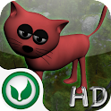 Flying Cat HD logo