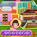 Cleaning Baby's House Day icon