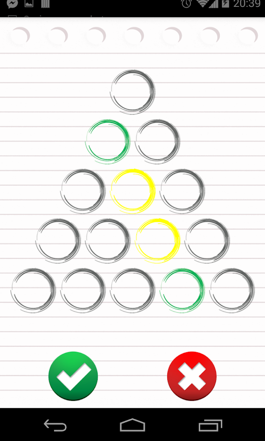 Circles- screenshot