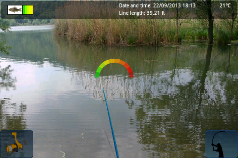 TrueFish Lite - screenshot