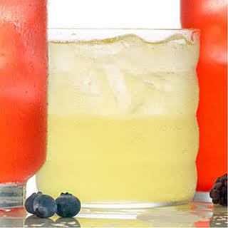 Pineapple-Mint Water.
