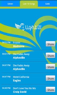 Light FM - screenshot thumbnail