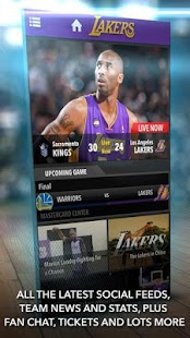 Los Angeles Lakers - screenshot thumbnail