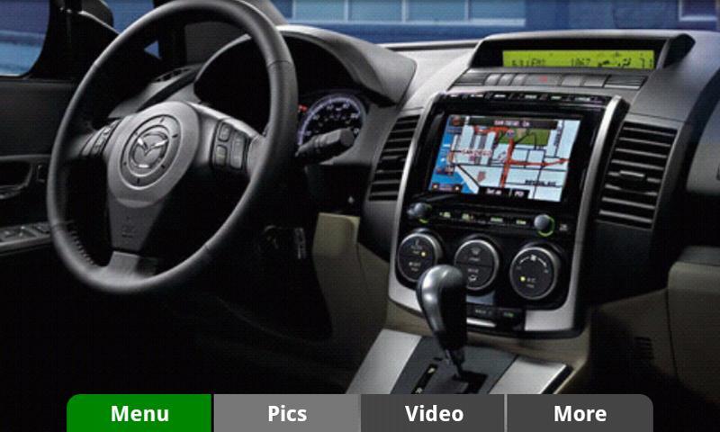 IPAC Mazda- screenshot