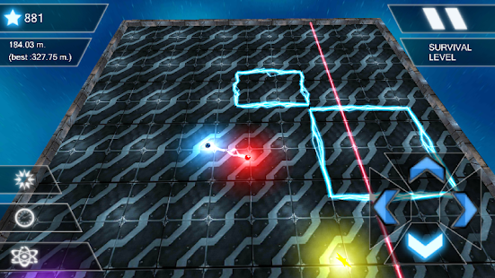 Drag The Ball 3D- screenshot thumbnail