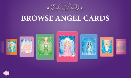 Tarot Angel Cards - screenshot thumbnail