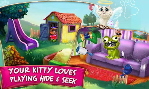 Kitty Cat Pet Dress Up & Care - screenshot thumbnail