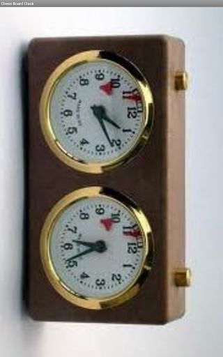 Chess Board Clock