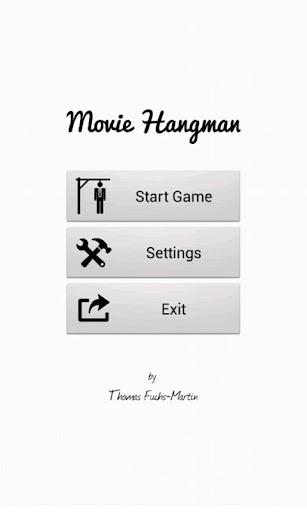 Movie Hangman Free