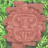 Mayan Solitaire card game FREE