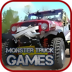Monster Truck Games for PC and MAC
