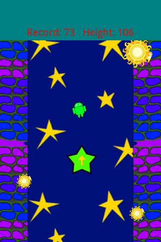 DroidBall- screenshot