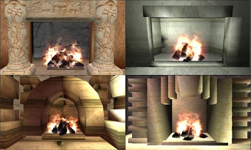 A Fireplace App - screenshot thumbnail