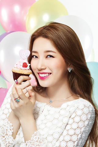 HD Bae Suzy MissA Wallpaper
