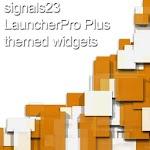 LauncherPro Plus s23 HONEYCOMB
