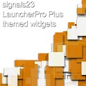 LauncherPro Plus s23 HONEYCOMB logo