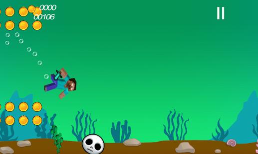 Free Herobrine Underwater APK for Windows 8