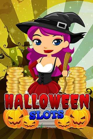 666 Halloween Slots Machine HD