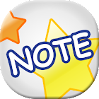 Z - Notepad - Star Note Demo icon