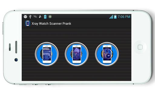 Xray Watch Scanner Prank