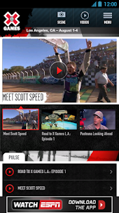 ESPN X Games - screenshot thumbnail