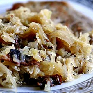 Sauerkraut With Bacon Recipes.