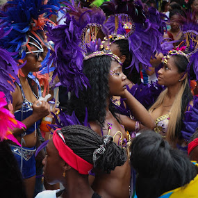 Organized Chaos by VAM Photography - People Street & Candids ( parade, dancers, cities, nyc, people,  )