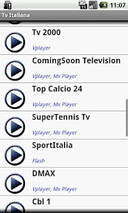 Italian TV PRO - screenshot thumbnail