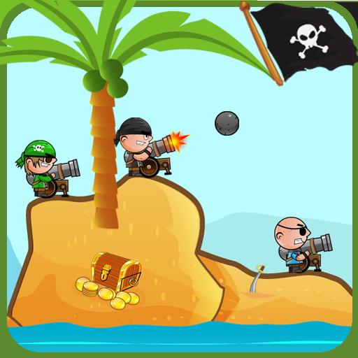 海賊島の克服 策略 LOGO-玩APPs