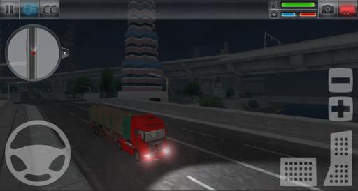 Truck Simulator : City 1.4 screenshots 14