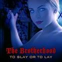 BROTHERHOOD-VAMPIRE SLAYER SEX logo