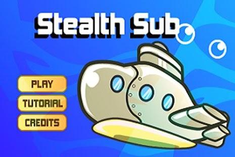 Stealth Sub- screenshot thumbnail