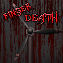 Finger Fan Death 3D logo