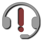 Headset Notifier icon